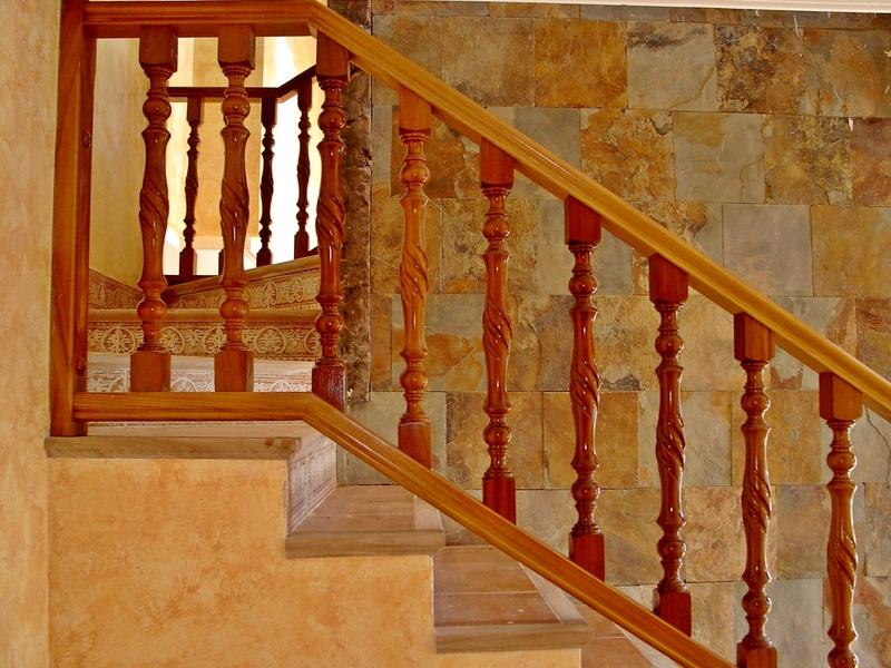 Esbais escaleras y barandillas de scar - Modelos de escaleras de madera ...
