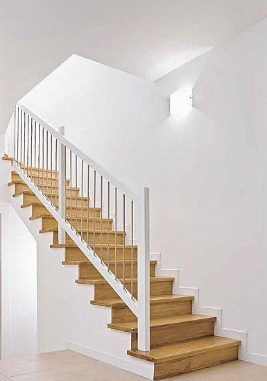 Esbais escaleras y barandillas de scar - Barandillas de madera ...