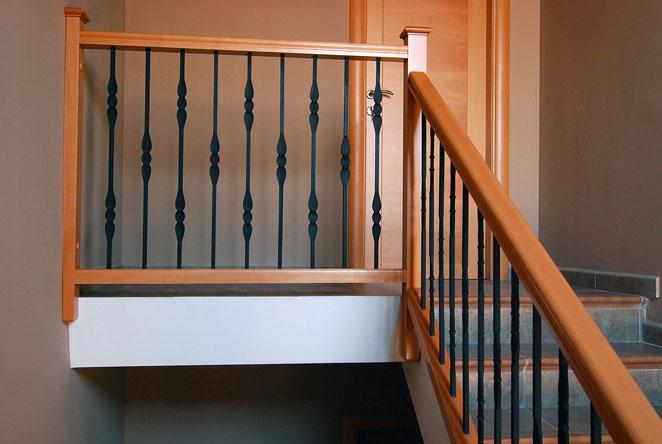 Esbais escaleras y barandillas de scar - Barandillas de forja para escaleras de interior ...